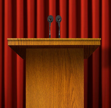 Image related to Receive expert advice to help you determine which speaker is right for your event