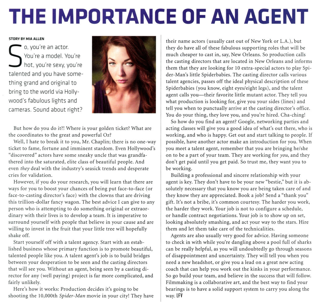 AgentArticle